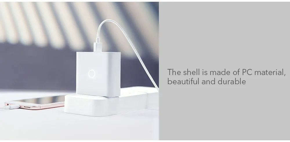xiaomi zmi ha832 usb wall charger
