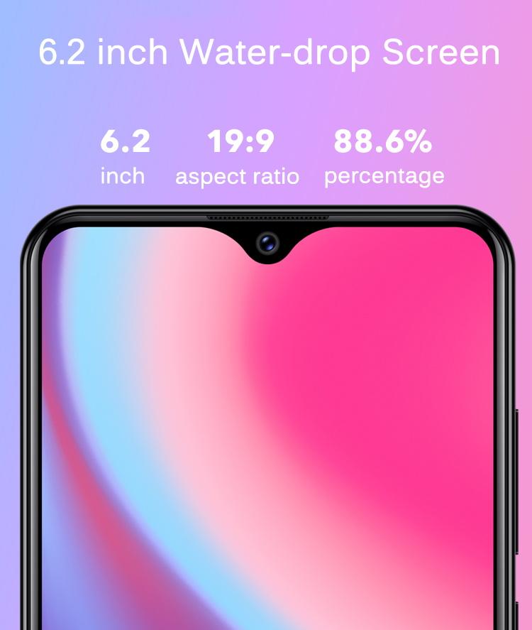 buy vivo u1 4g smartphone 6gb/64gb