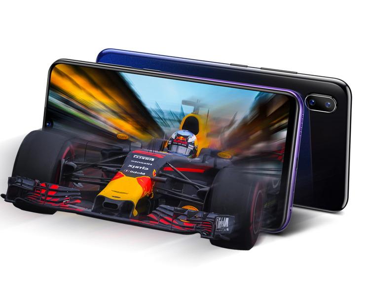vivo u1 smartphone 6gb/64gb