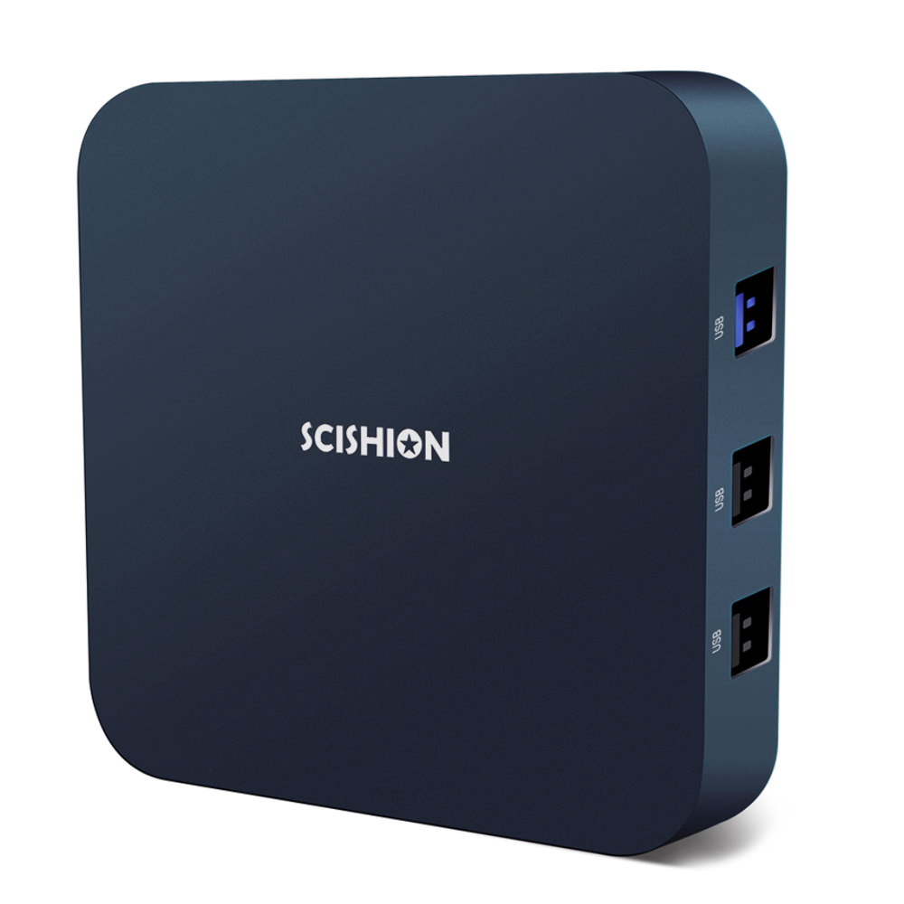 scishion ai one smart tv box