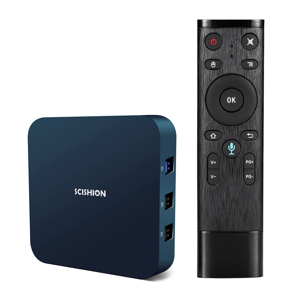 scishion ai one android tv box