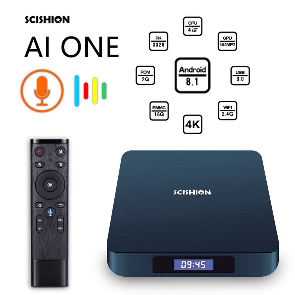scishion ai one tv box sale