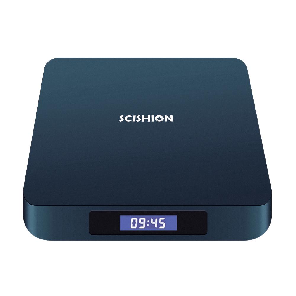 buy scishion android 8.1 tv box