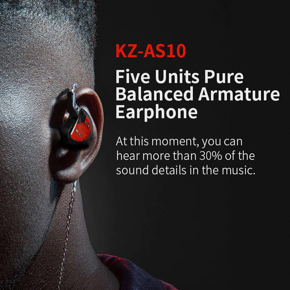 kz as10 earbuds online