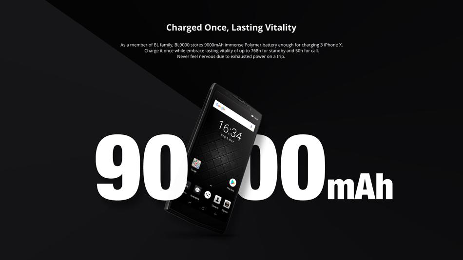 buy doogee bl9000 smartphone