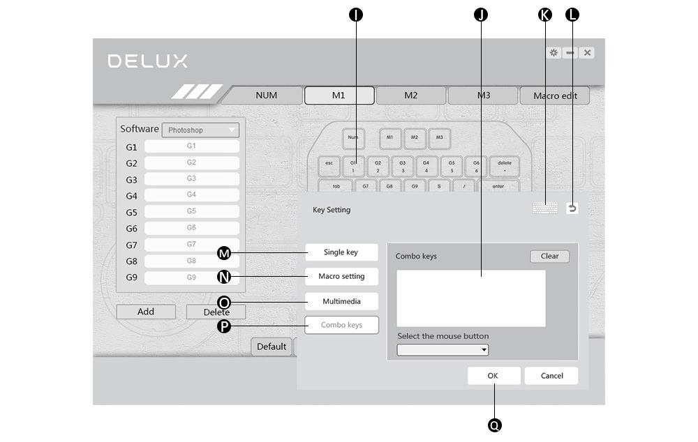 delux t11 designer