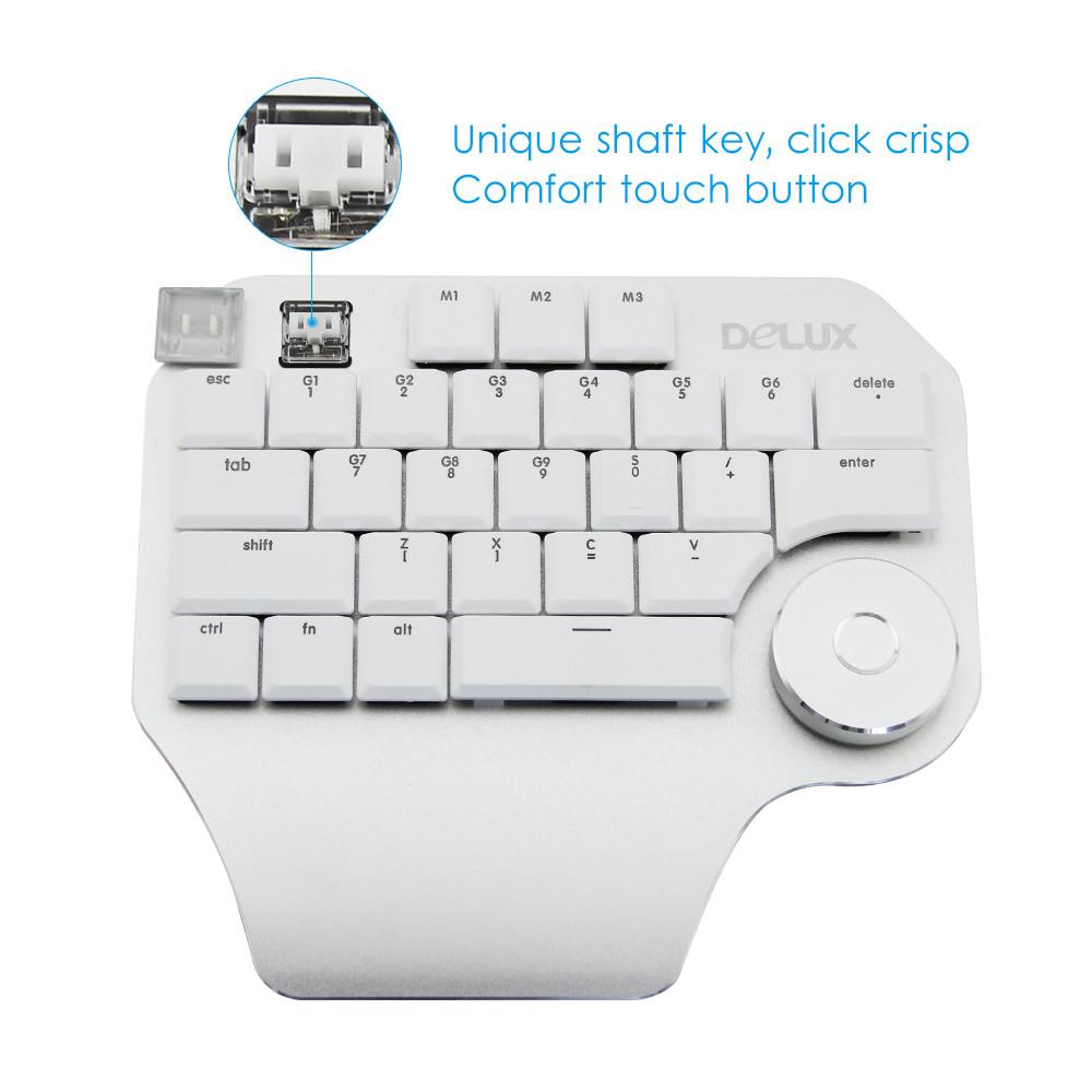 t11 keyboard