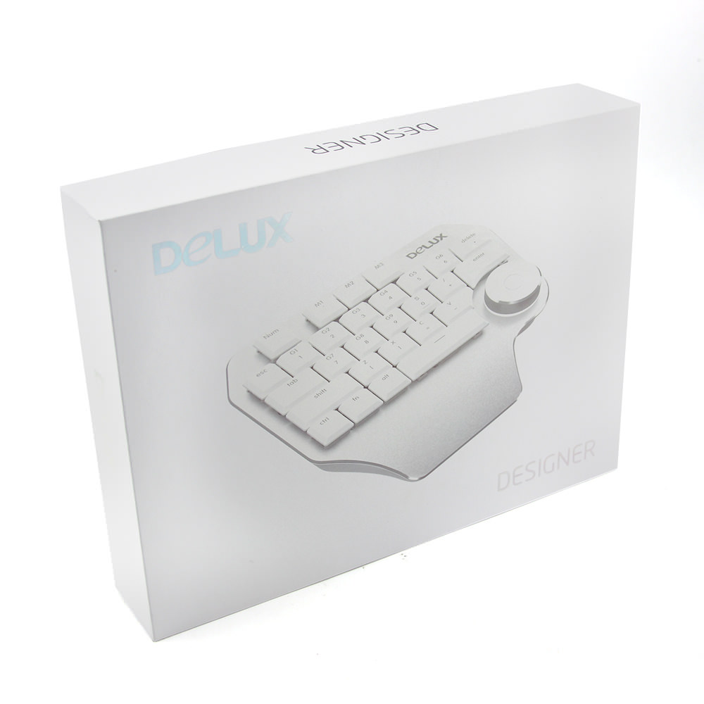 new delux keyboard