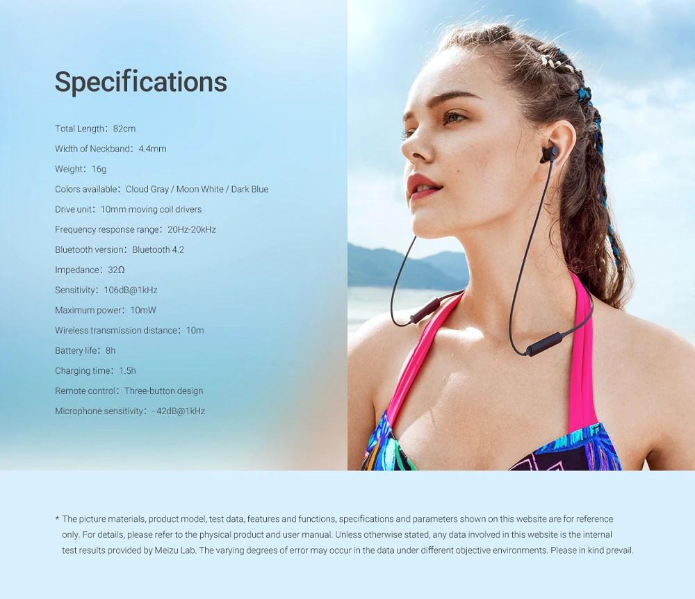 meizu ep52 lite earbuds online