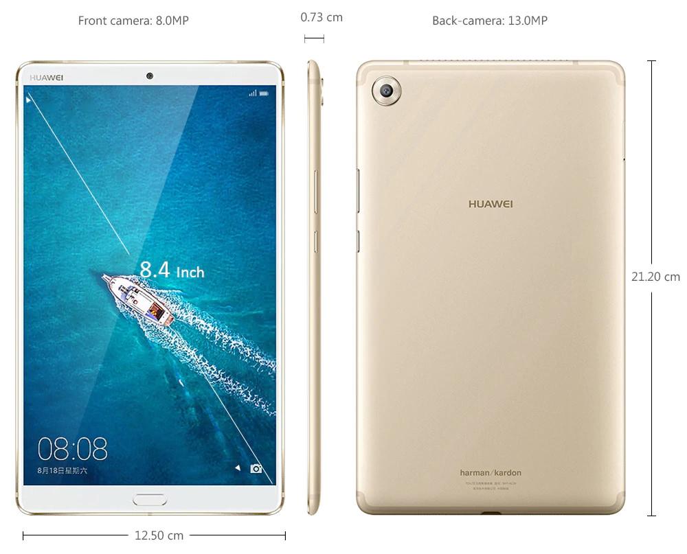 2018 huawei tablet pc