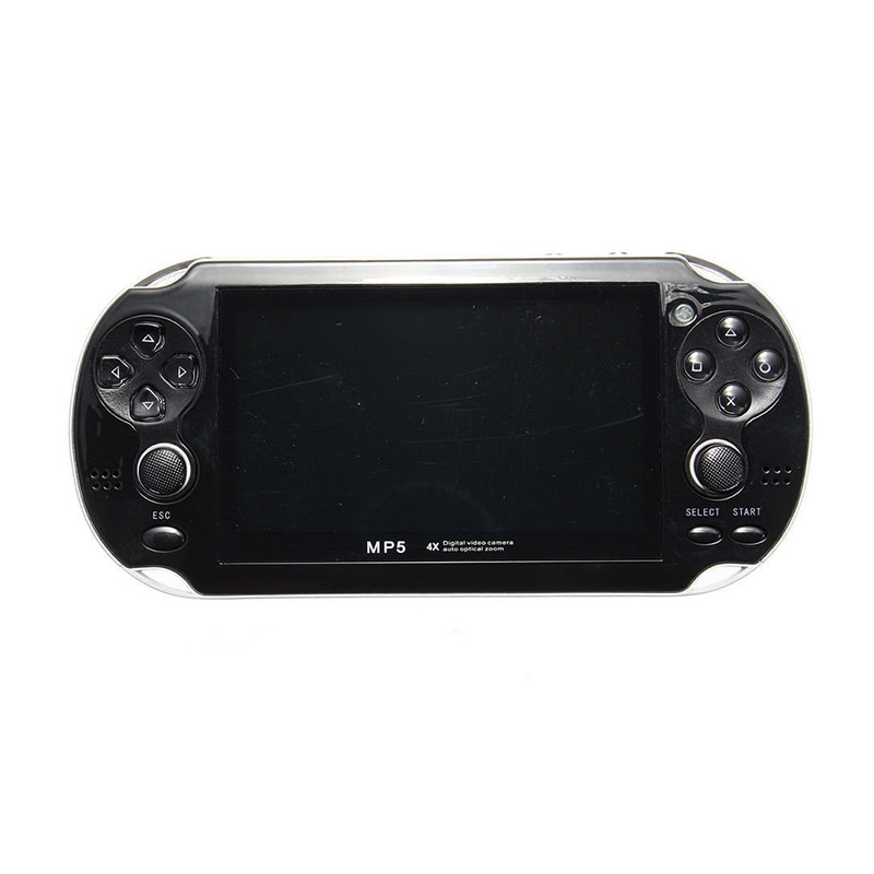 psp game console player