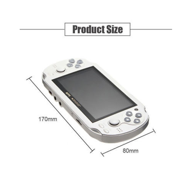 2018 psp game console player