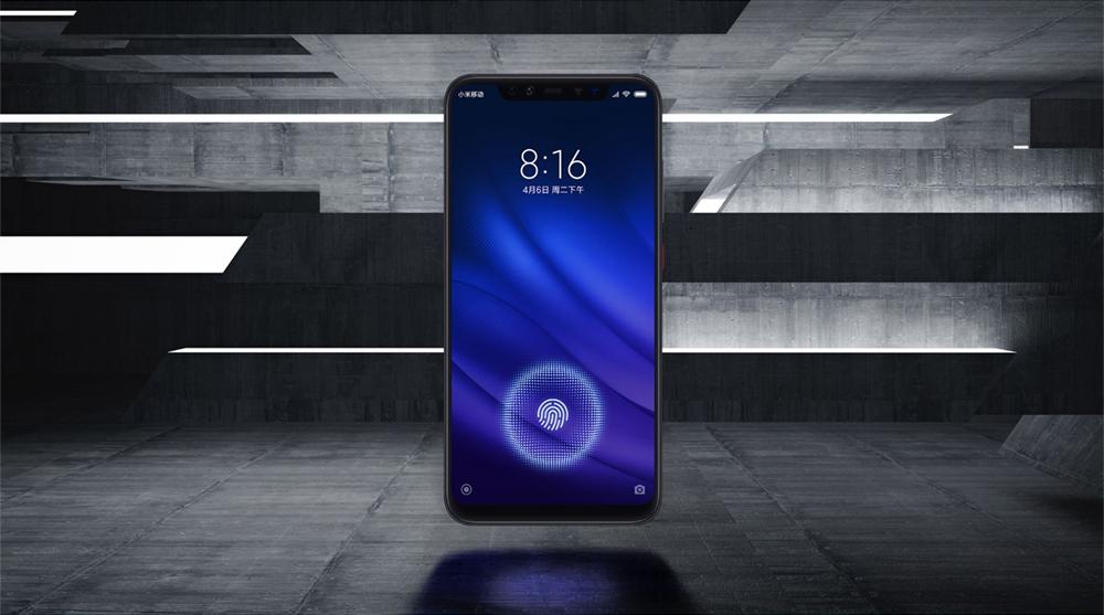 mi 8 pro smartphone
