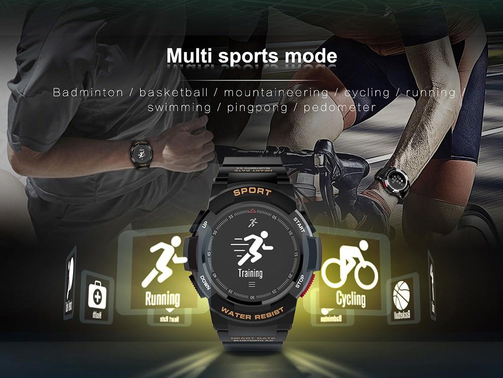 no.1 f6 sports smartwatch