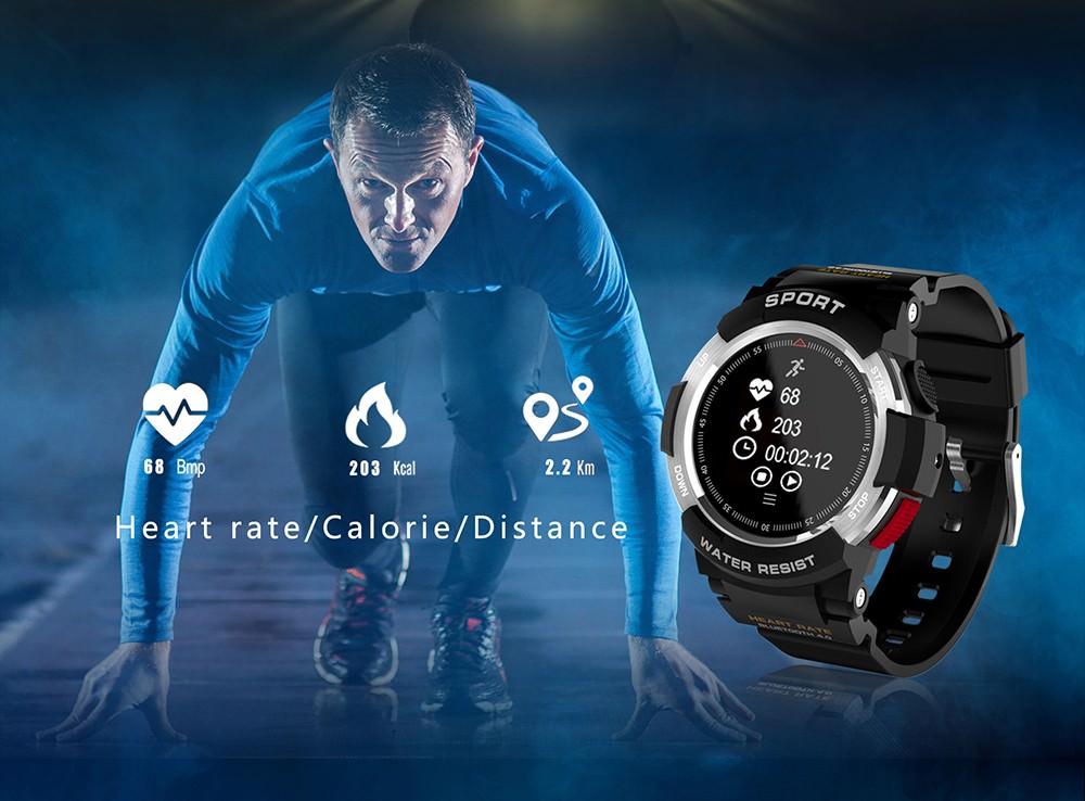 no.1 f6 outdoor smartwatch