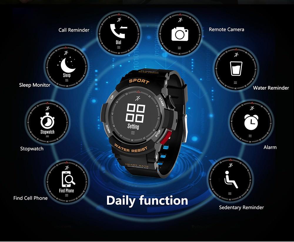 buy no.1 f6 smartwatch
