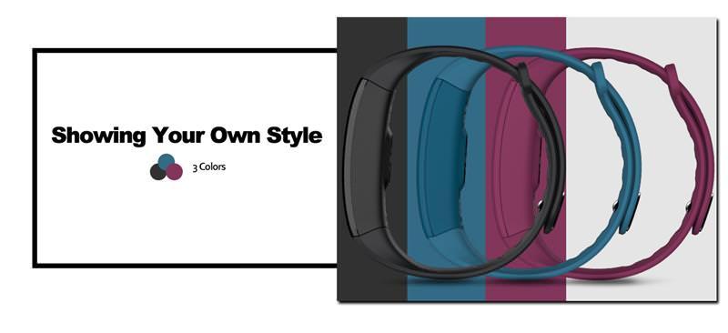 new zeblaze smart wristband