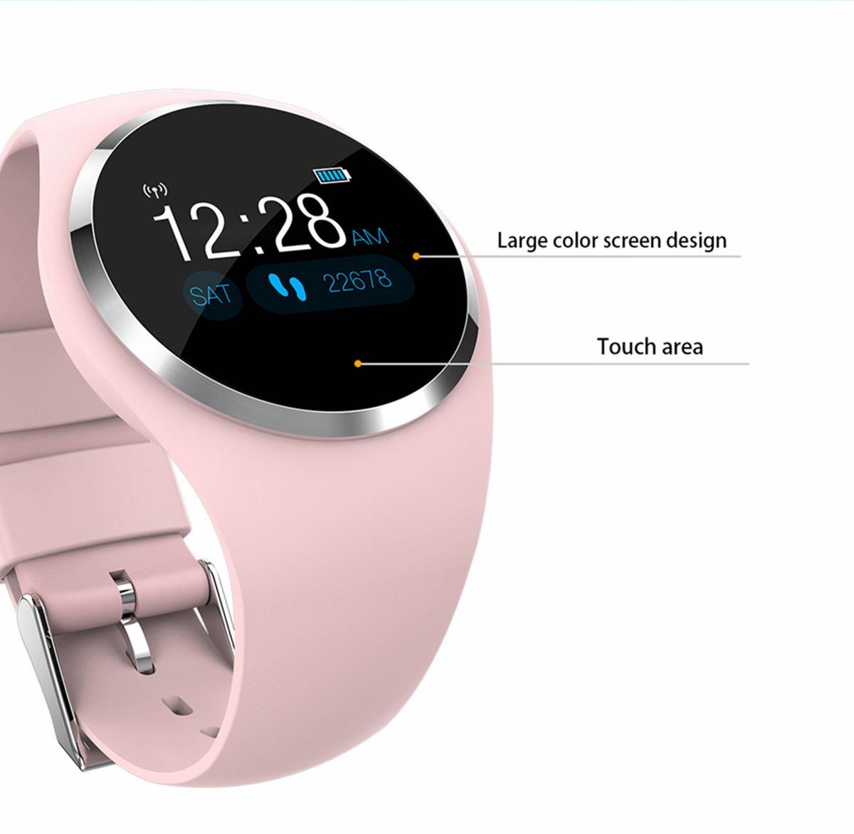 buy newwear q1 bluetooth 4.0 smartwatch