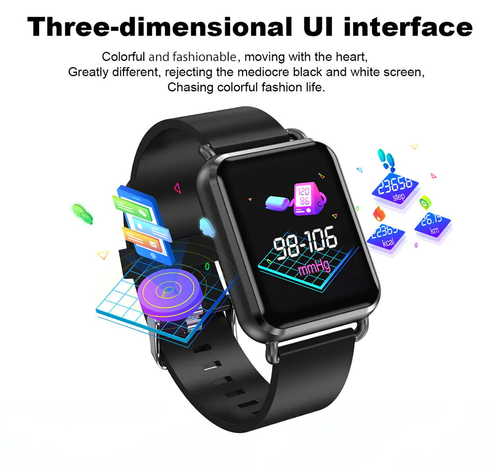 newwear q3 smart watch