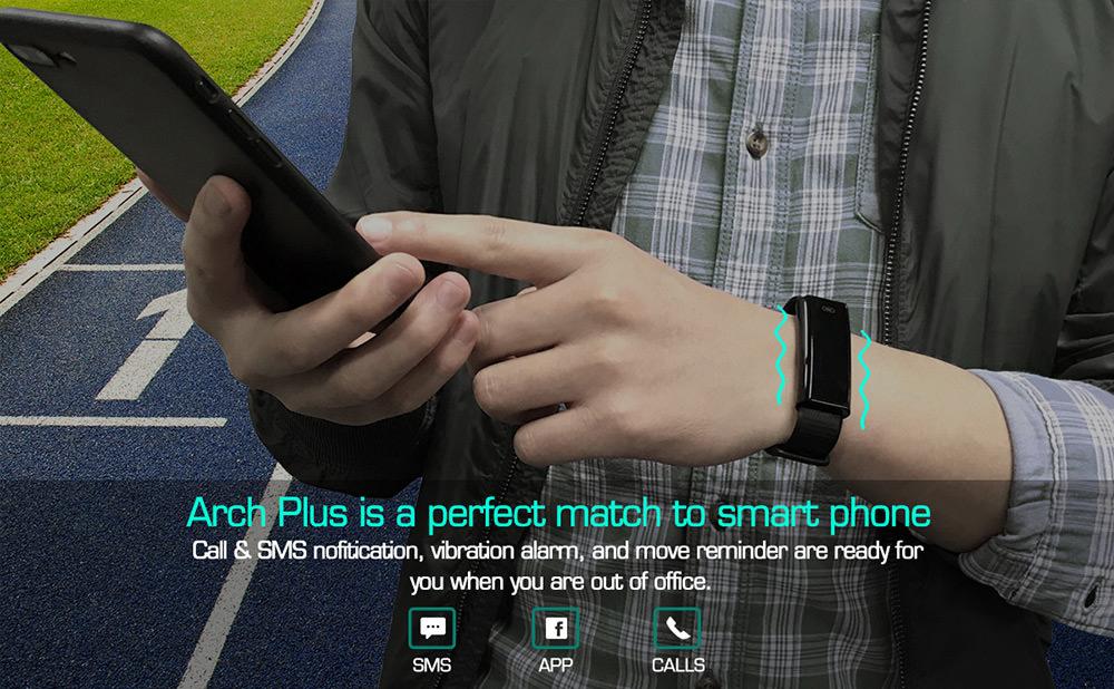 new zeblaze smart bracelet