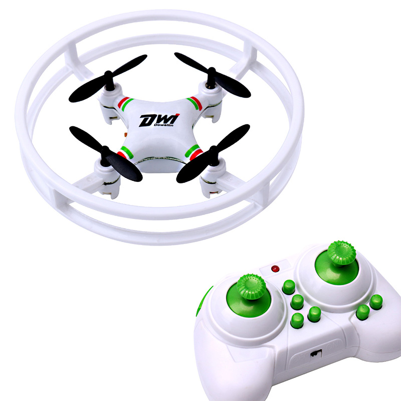 Dowellin D1 Mini RC Drone 2.4G 4CH 6 Axis Gyro Headless Mode Quadcopter