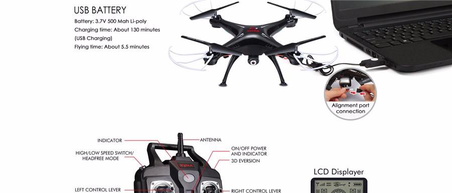 syma rc drone