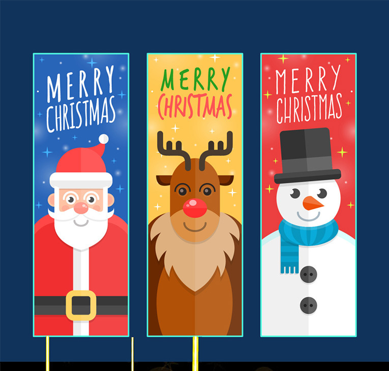 IPhone Protective Case Creative Christmas Series