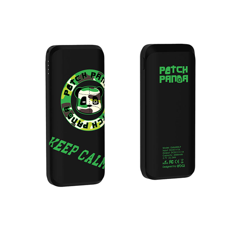 Patch Panda EVA6000-P 6000mAh Power Bank