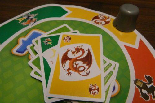 Fibber Board Game