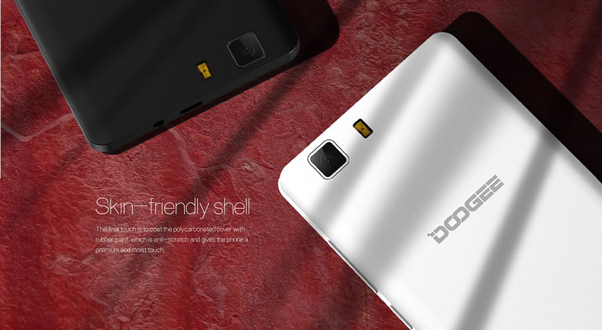 DOOGEE X5 3G Smartphone 5.0 Inch Android 5.1 Quad Core Dual Sim