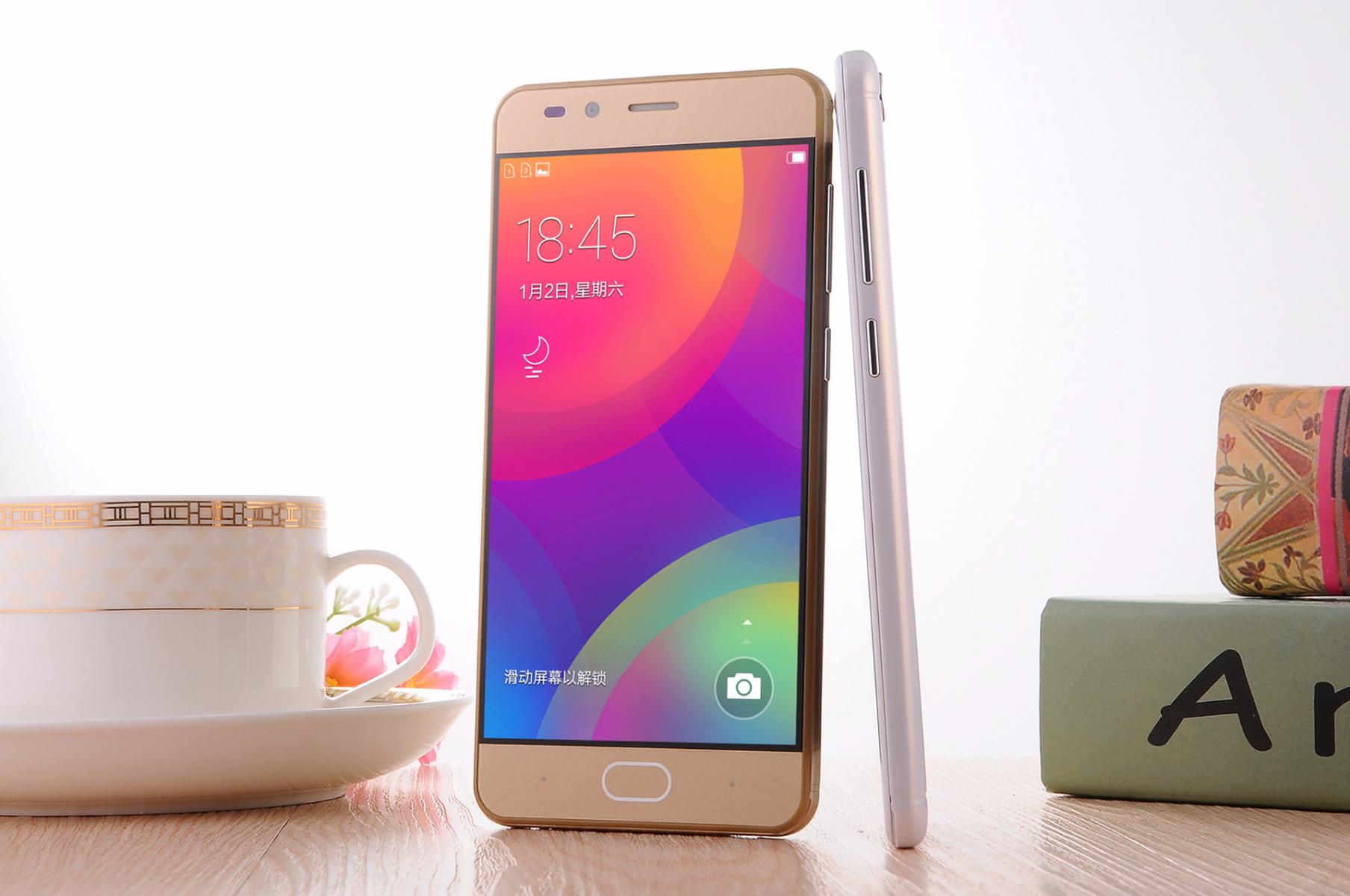 Heeyu LEZU R9U9 4.7 Inch 3G Smartphone Support Dual Card Multi-language