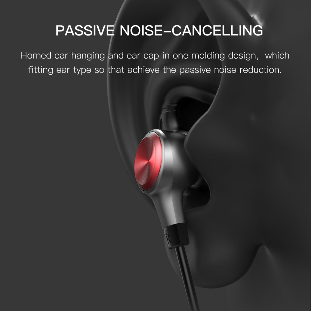 Baseus P31 Digital Stereo Earphone with Mic 8pin Interface for iPhone