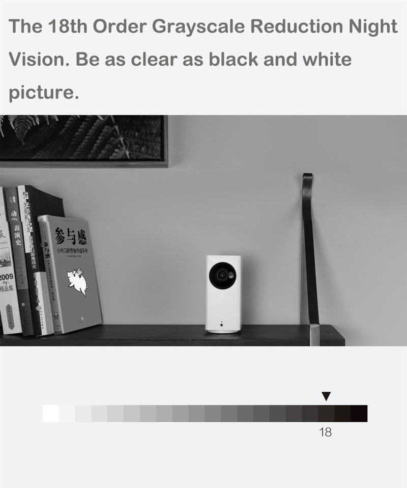 smart monitor camera
