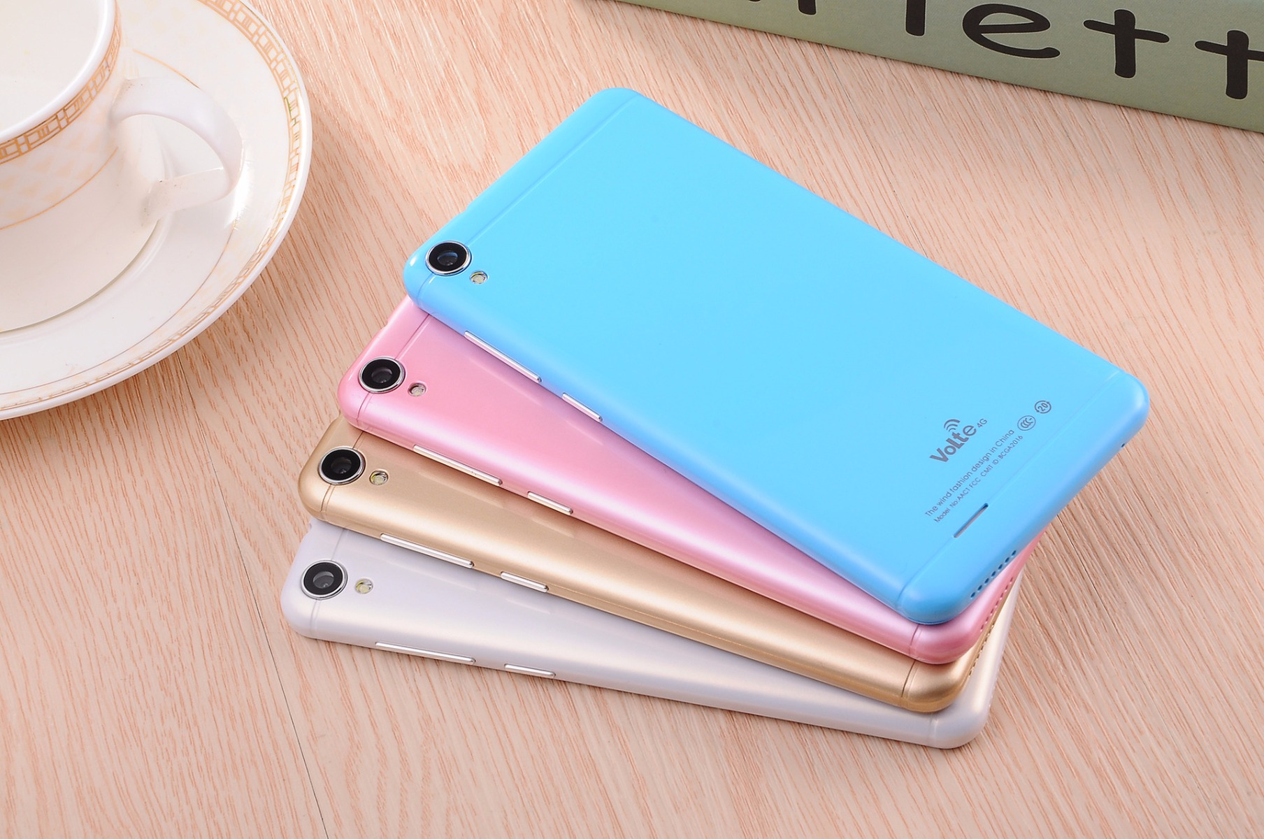 Heeyu LEZU R9U9 4.7 Inch 3G Smartphone Support Dual Card Multi-language