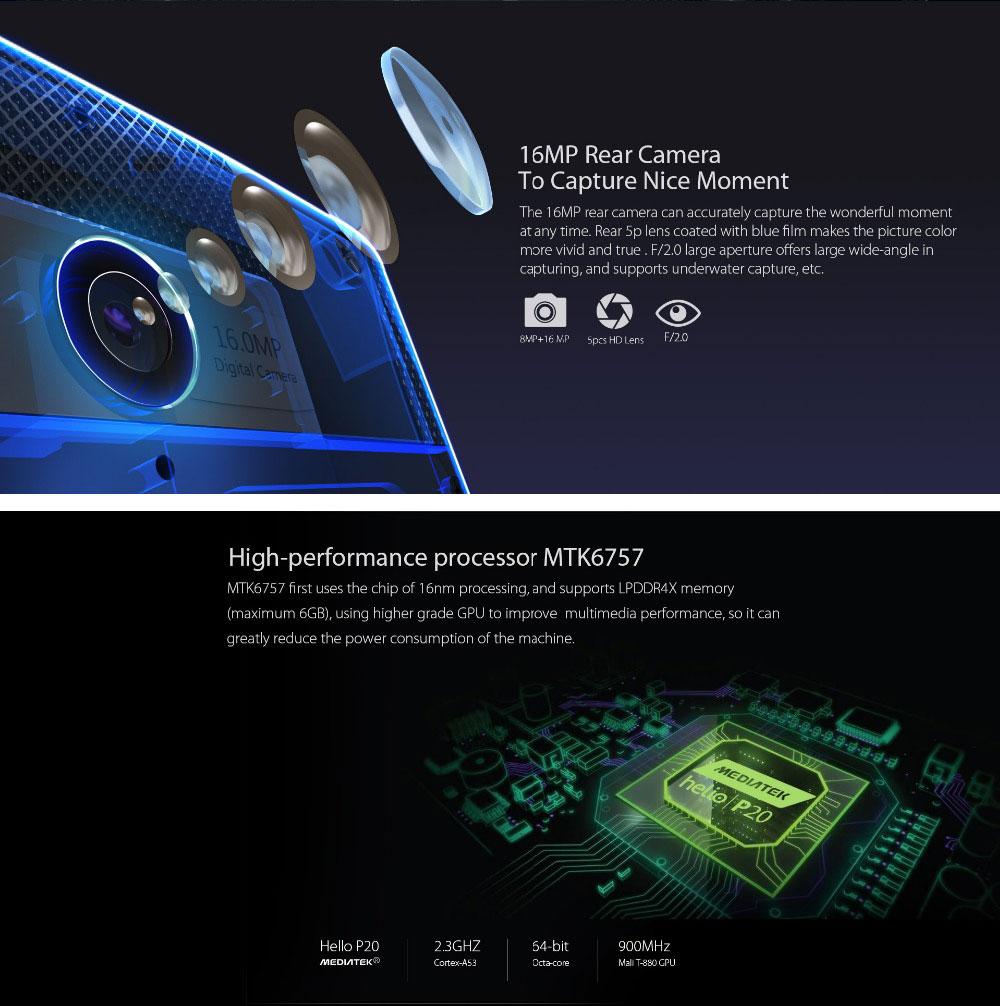 bv8000 pro smartphone