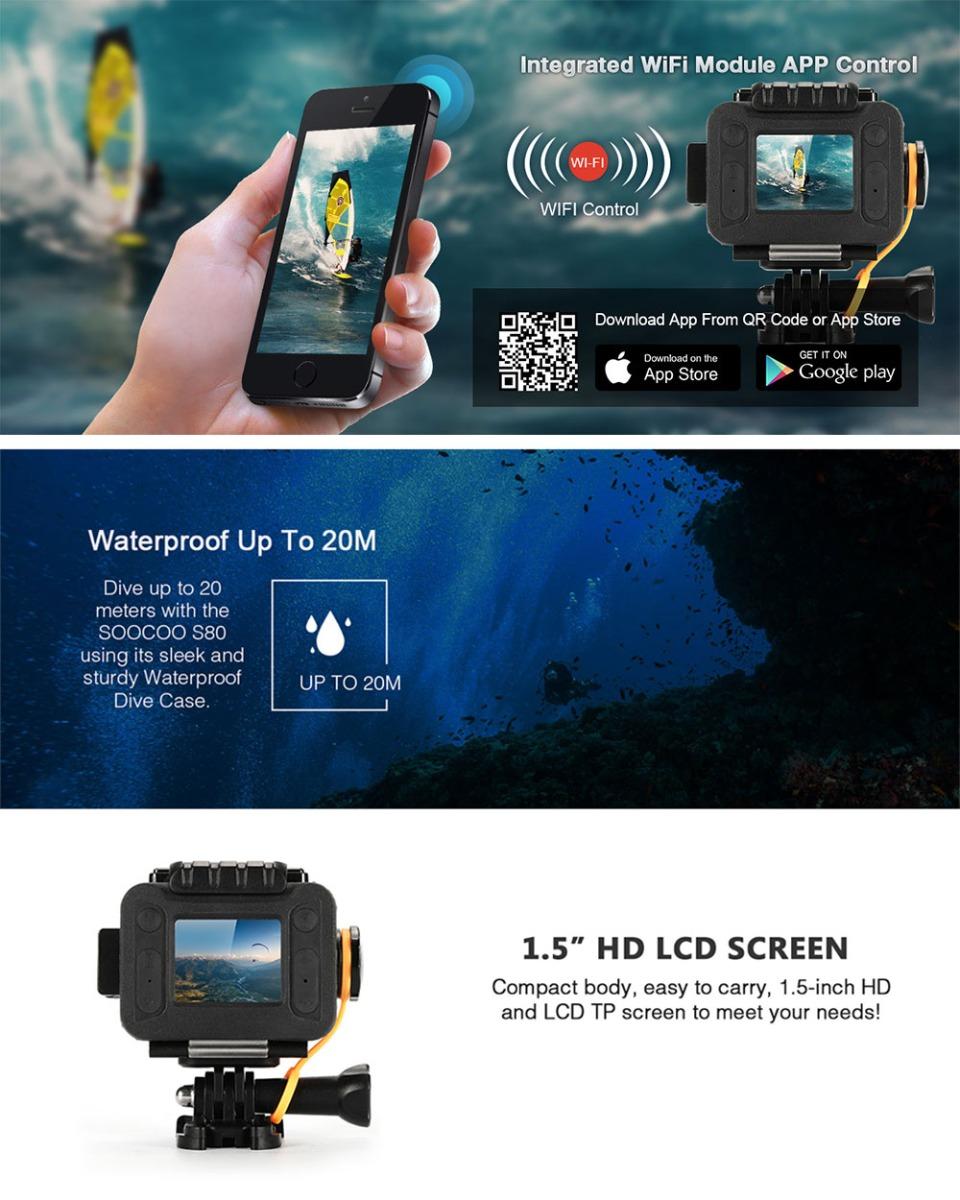 wifi remote control camera