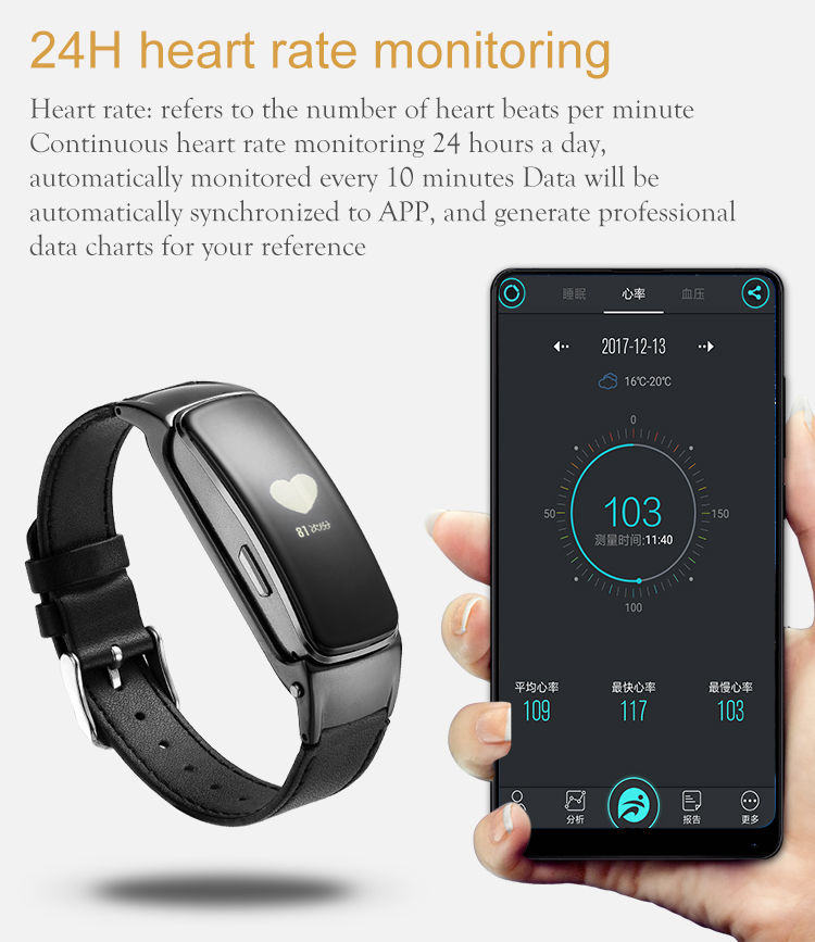 blood pressure monitor watch