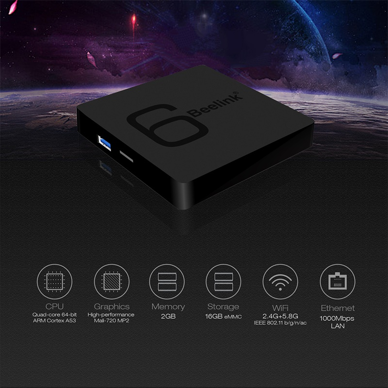 beelink tv box