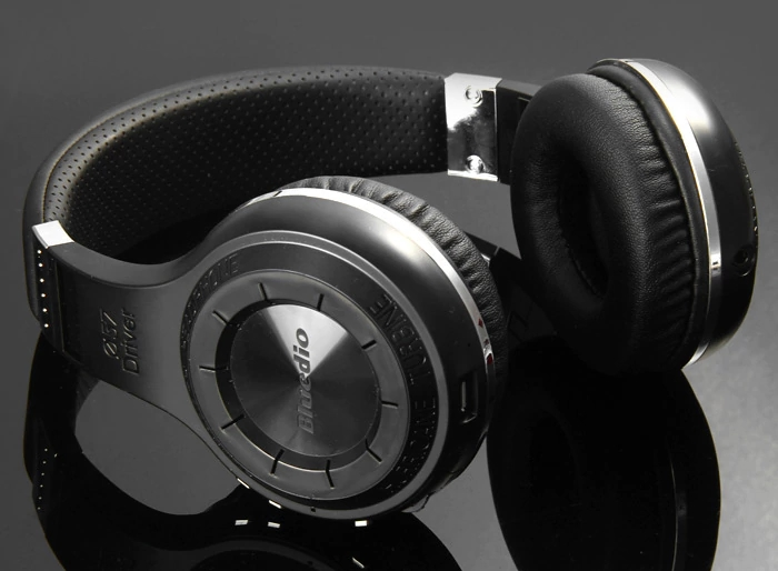 over-ear headphones