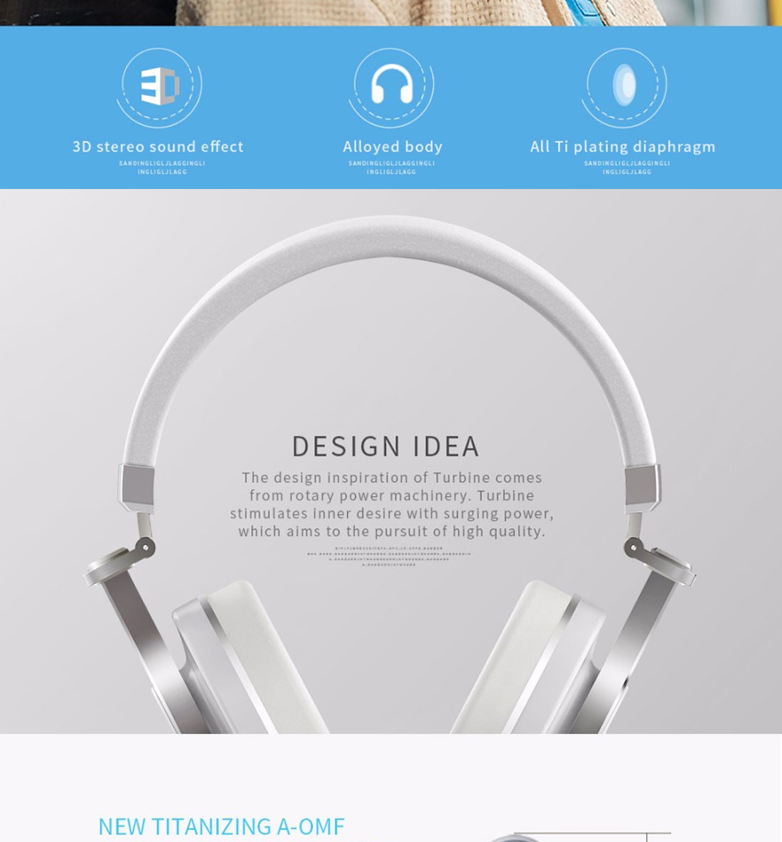 t3 headphones