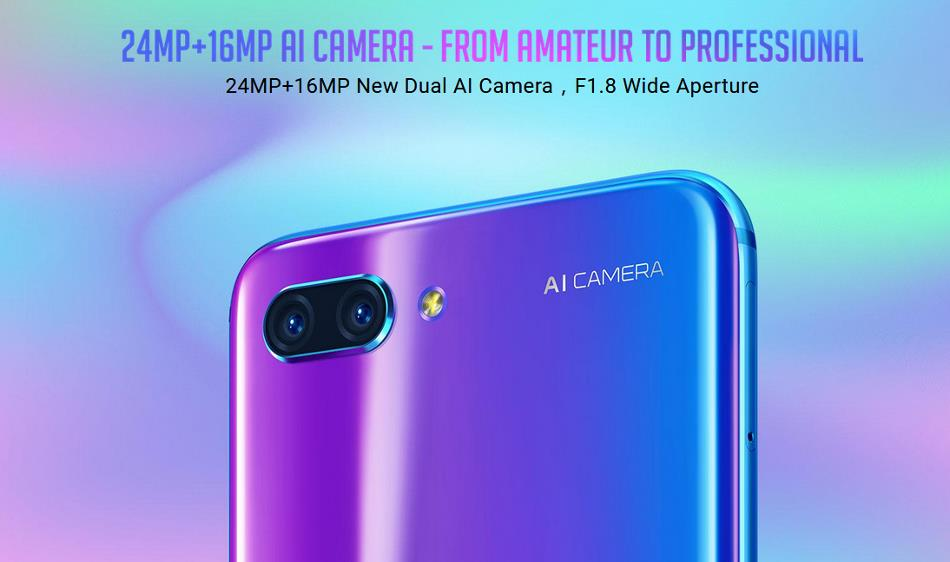 honor 10 global version