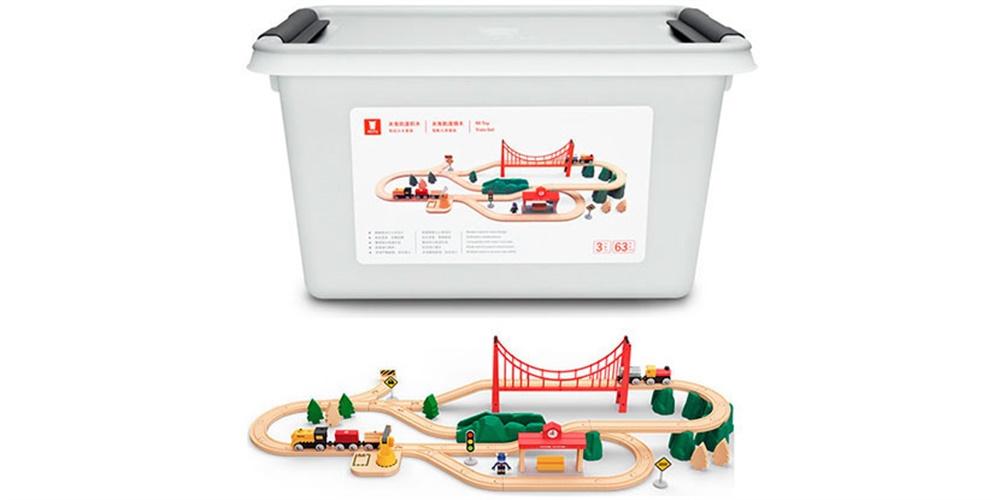 xiaomi track building block