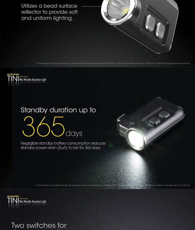 tini keychain flashlight