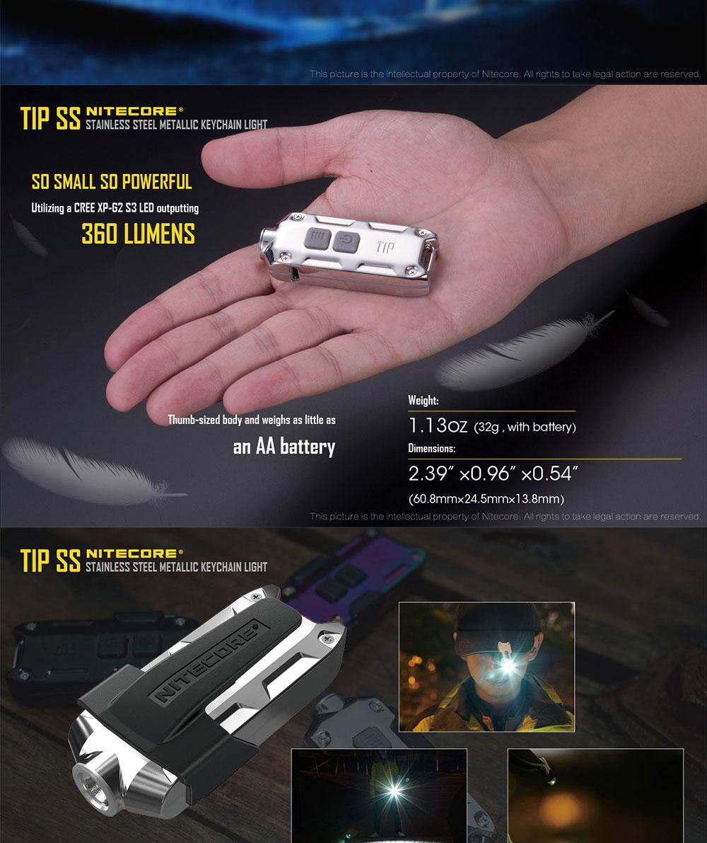 small keychain flashlight