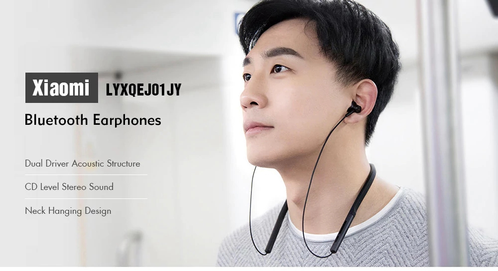 xiaomi necklace earphones