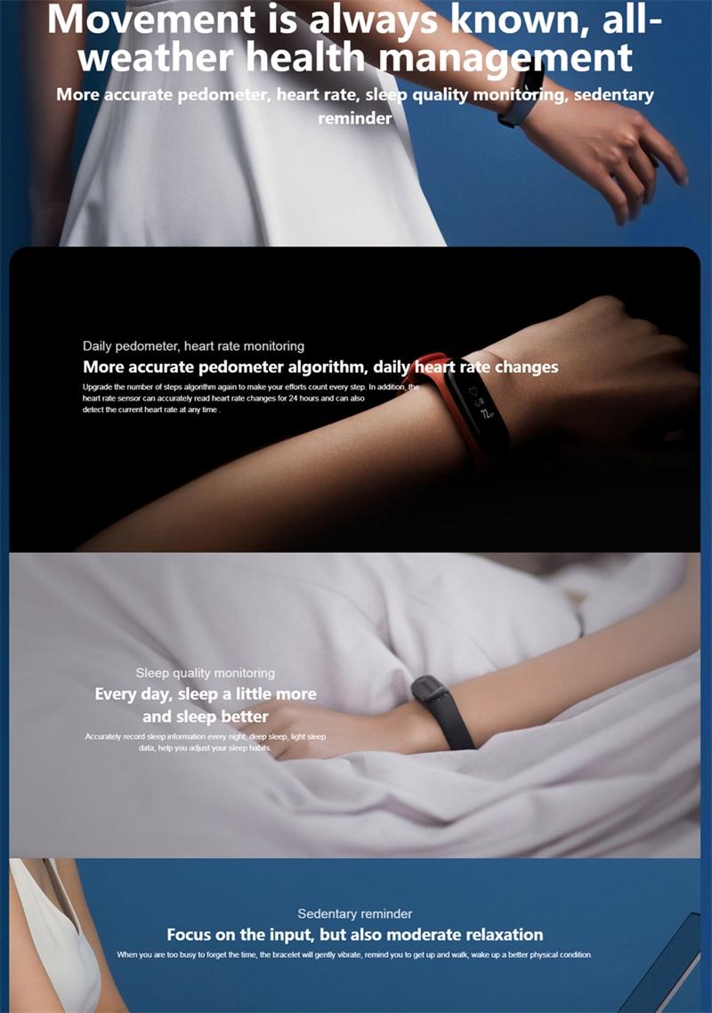 mi smart bracelet