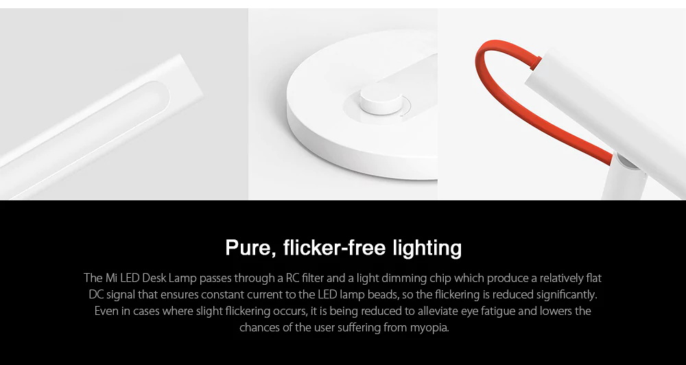 mi smart led lamp