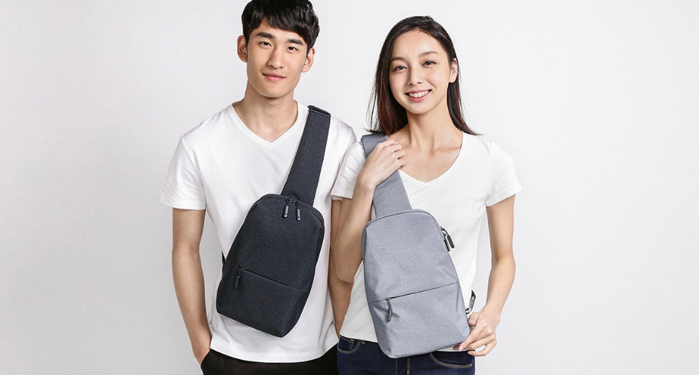 unisex shoulder bag