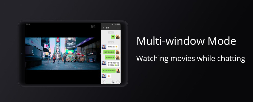 xiaomi mi pad 4 wifi tablet pc