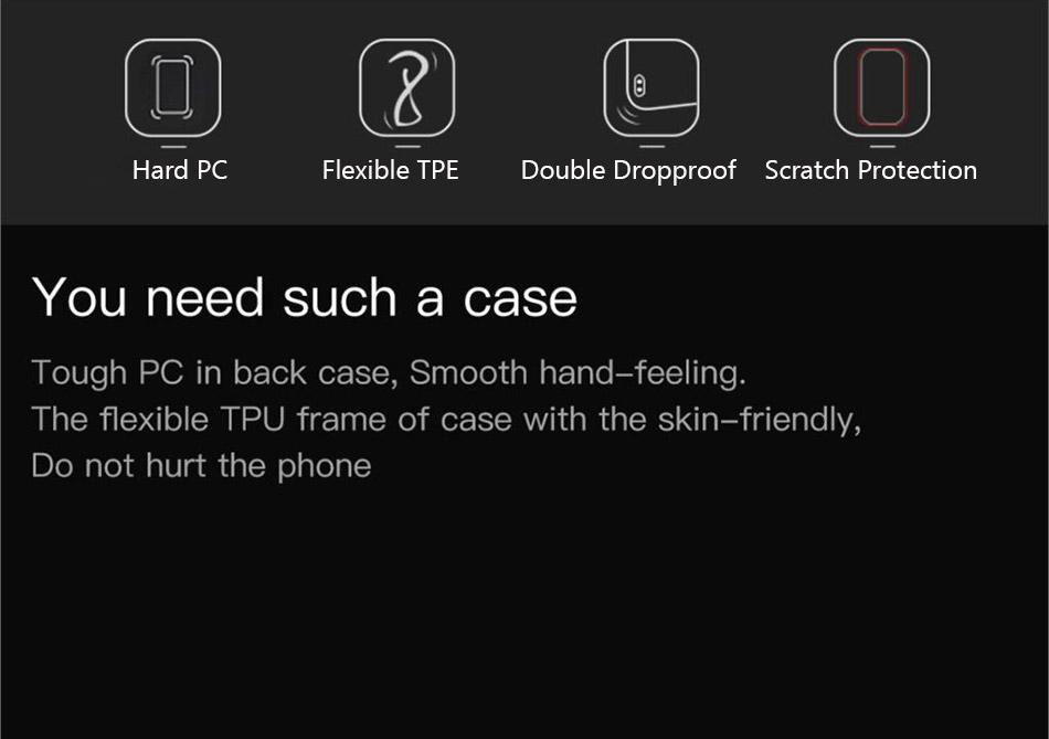 Baseus Suthin Case for iPhone X (ARAPIPHX-SB)